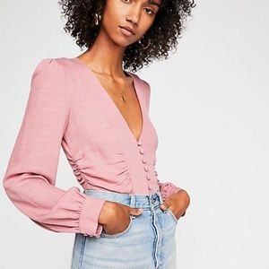 COPY - Free People Maise Top NWT